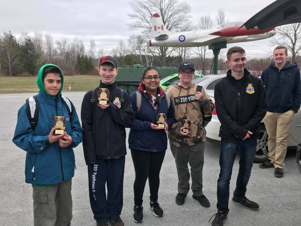 197's 1st Annual Amazing Race – 197 Air Cadets
