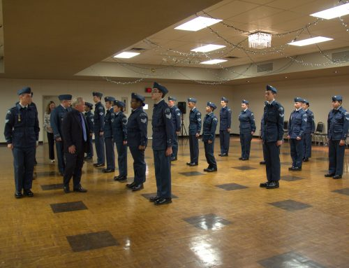2019 Annual Ceremonial Review (ACR)